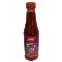Süße Chili Sauce - 300 ml - Yeo´s -