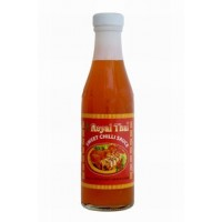 Süße Chili Sauce für Huhn - Sweet Chili For Chicken Royal Thai - 275ml
