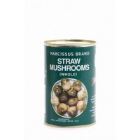 Straw Mushrooms -- Strohpilze -- 425g