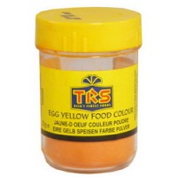 Lebensmittelfarbe - Pulver - GELB - Food colour TRS 25g