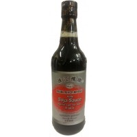 Helle Sojasauce aus China - 500 ml - Pearl River Bridge -