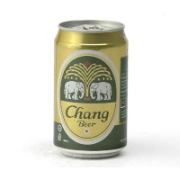 Chang Beer - Chang Bier 5% Vol. Alkohol - DOSENBIER 330ml