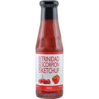 Trinidad Scorpion Ketchup - 350 ml (9)