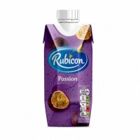 Maracujasaft - Rubicon - 330ml