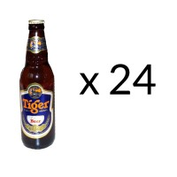 Tiger Beer - Bier - 24x330ml (1 Karton)