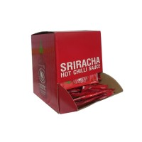 Sriracha Hot Chili Sauce - 200 x 8ml - Karton