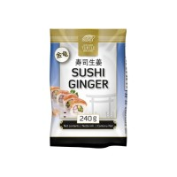 Sushi Ingwer - Golden Turtle - 240 g