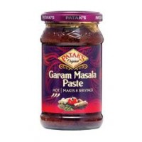 Garam Masala Curry Paste - 283 g - Patak´s -