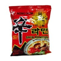 Nong Shim Instant Nudelsuppe Shin Ramyun