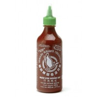 Sriracha scharfe Chilisauce - 455ml - Flying Goose -