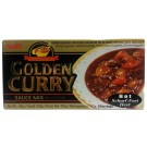 Golden Curry Saucenmix (scharf) - 100 g - S & B -