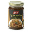 Süss - saure Soße - sweet and sour - Yeo´s 250ml