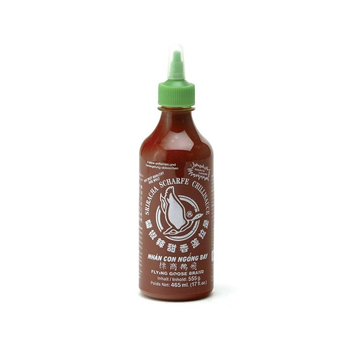Sriracha Scharfe Chilisauce - 730ml - Flying Goose -