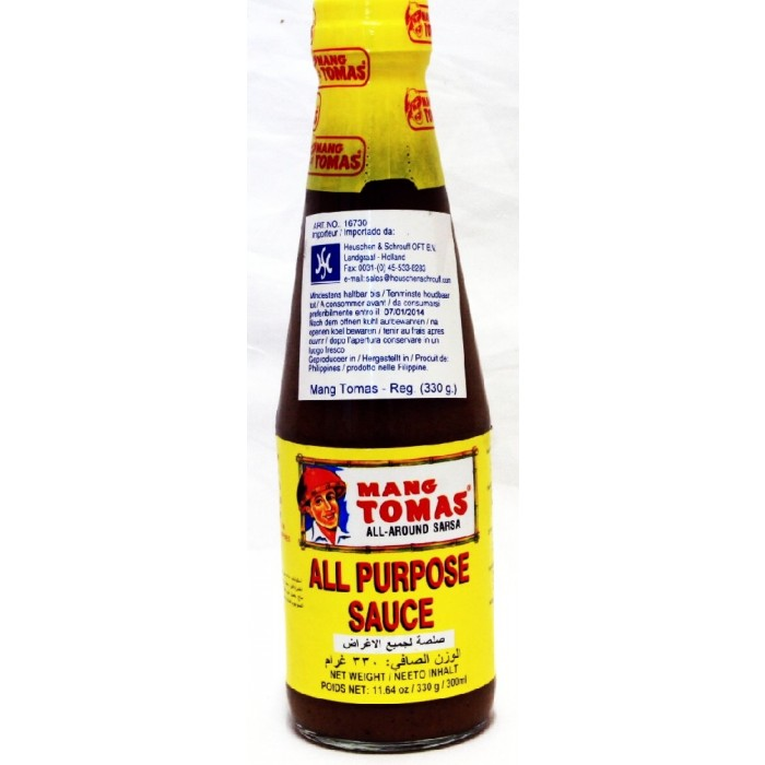 All Purpose Sauce - 330 g - Mang Tomas -