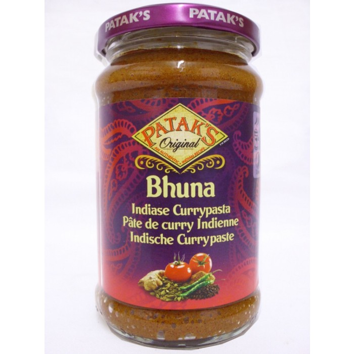 Bhuna Curry Pickle von Patak´s