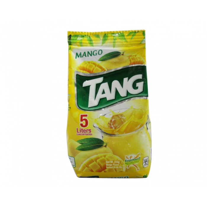 TANG Mango instant Drink Mix 225g