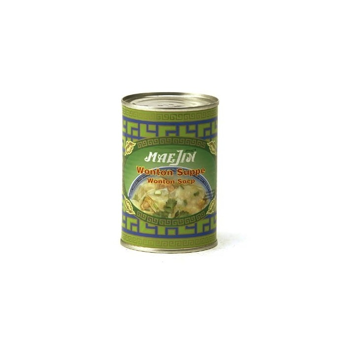 Thai Wantan / Wonton Suppe - Maejin 410ml
