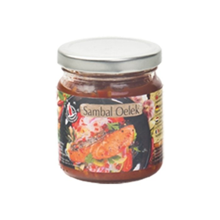 Sambal Oelek - Flying Goose - 190g