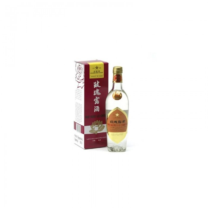 Chin. Rosenschnaps ( Mei Kuei Lu Chiew ) 500ml. 54% Vol.