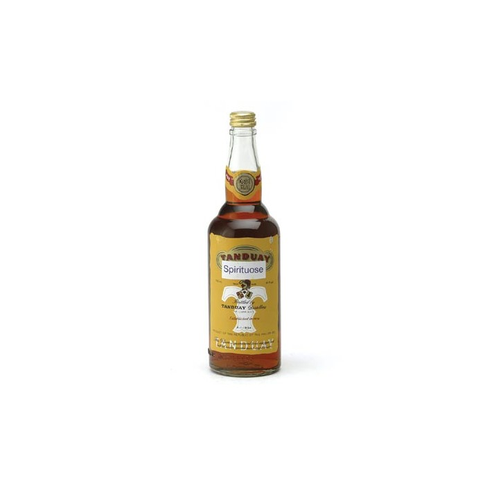 Tanduay , Rum aus den Philippinen 750ml 40% Vol.
