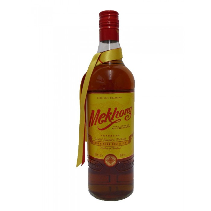 Mehkong ( Thai Whisky ) aus Thailand 700ml 35% Vol.